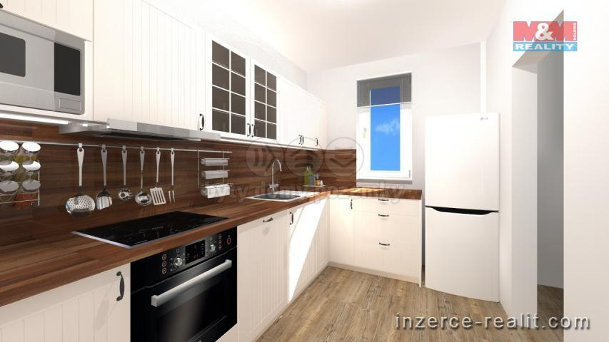 Prodej, byt 2+1, Holice, ul. Hanzlova