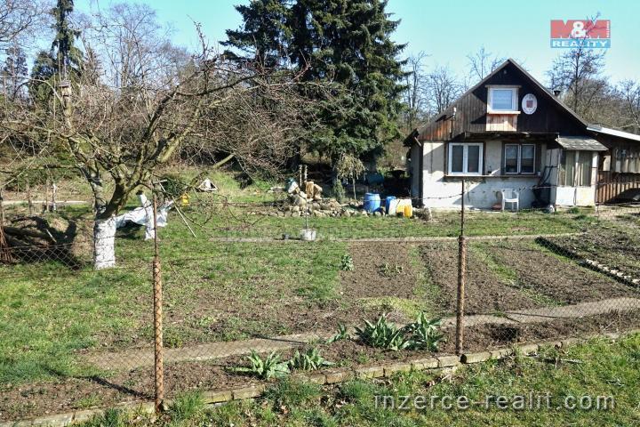 Prodej, zahrada, 1056 m², Teplice, U Tří dubů