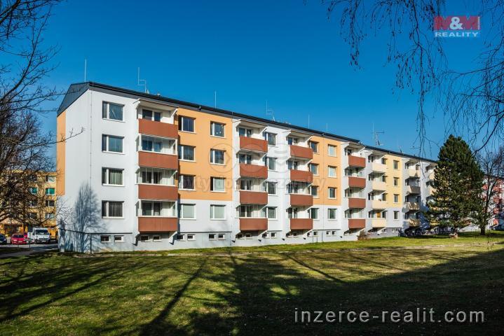 Prodej, byt 3+1, 80 m², Jihlava, ul. Březinova