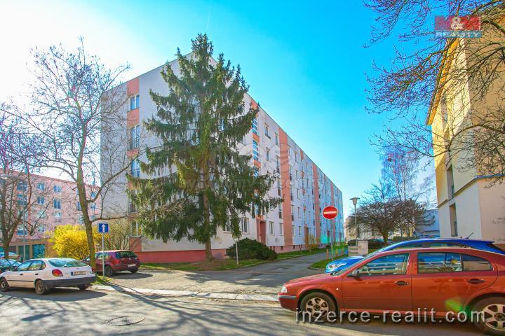 Pronájem, byt 2+1, 56 m², Plzeň, ul. Blatenská