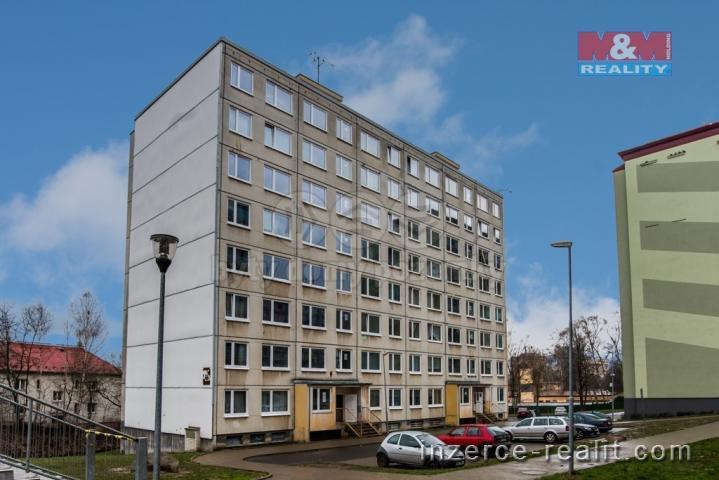 Prodej, byt 2+kk, 40 m², OV, Litvínov, ul. Hamerská