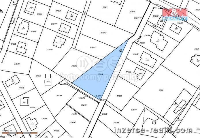 Prodej, pozemek, 2199 m², Modlany