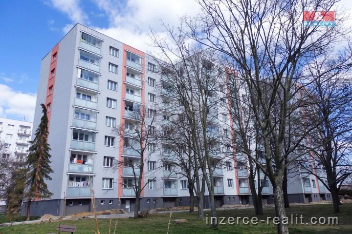 Pronájem, byt 2+1, 56 m², Pardubice, ul. Na Drážce