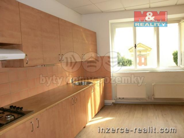 Pronájem, byt 2+1, 56 m², Česká Třebová, ul. Hýblova