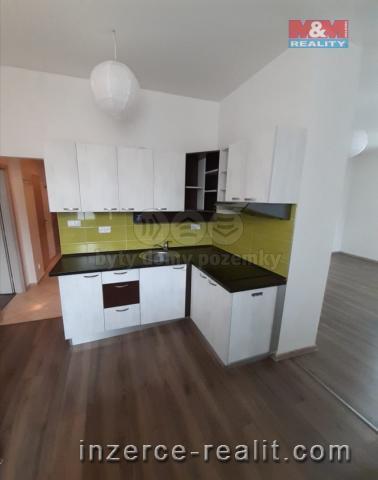 Pronájem, byt 2+1, 57 m2, Liberec - Rochlice, ul. Dělnická