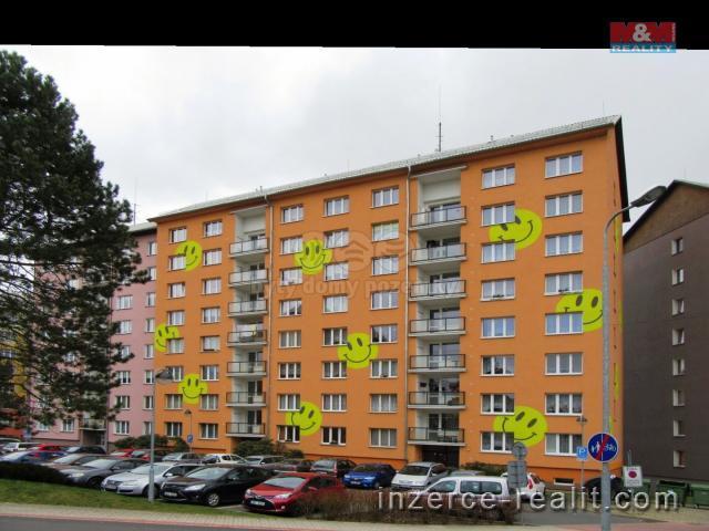 Prodej, byt 1+1, 35 m2, Aš, ul. Dlouhá