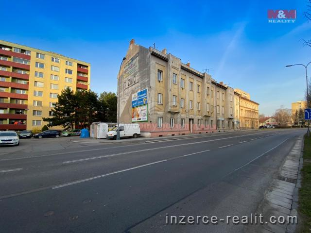 Pronájem, byt 1+1, 57 m², Chrudim, ul. Palackého třída
