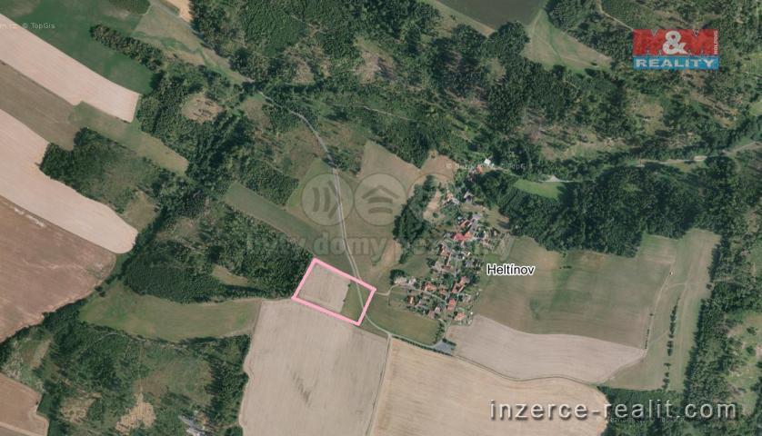 Prodej, pole, 20740 m², Luboměř