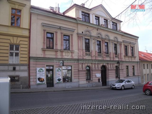 Pronájem, byt 2+1, 49 m2, Klatovy