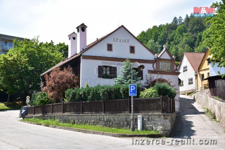 Prodej, penzion, Český Krumlov, ul. Spojovací