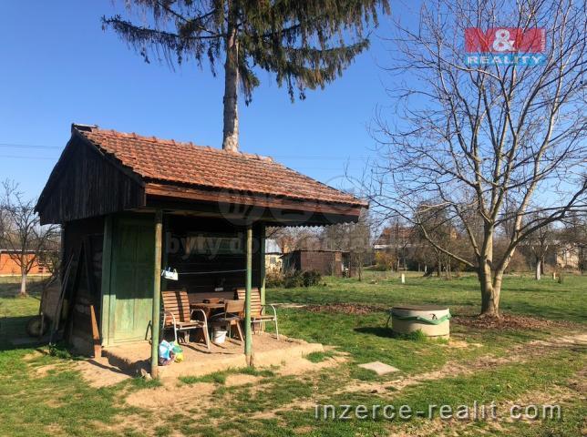 Prodej, zahrada, 1052 m2, Rajhrad