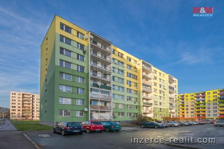 Prodej, byt 3+1, 71 m2, Kladno, ul. Hřebečská