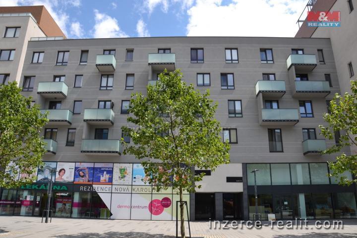 Pronájem, byt 2+kk, 56 m², Ostrava, ul. Jantarová