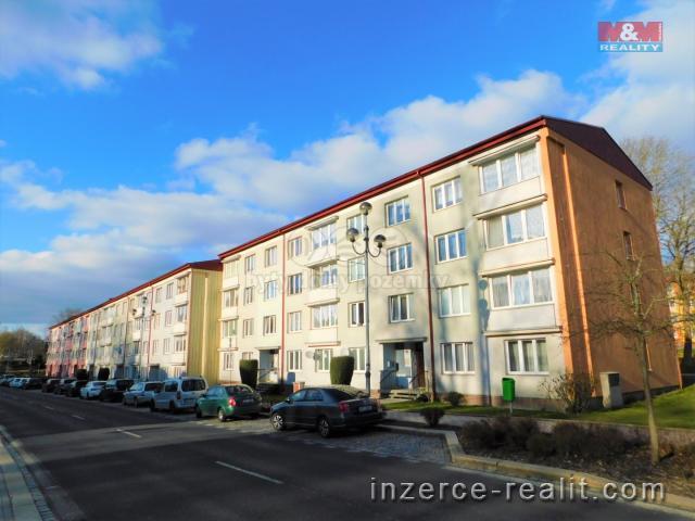 Pronájem, byt 1+1, 37 m2, OV, Aš, ul. Hlavní