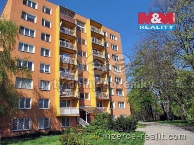 Pronájem, byt 1+kk, 28 m², Ostrava, ul. U Parku
