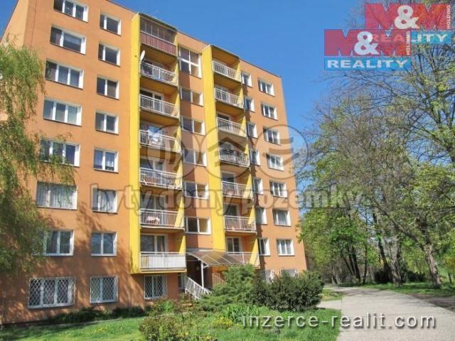 Pronájem, byt 2+1, 56 m², Ostrava, ul. U Parku