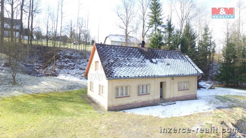 Prodej, rodinný dům 3+kk, 100 m2, Košťálov, Kundratice