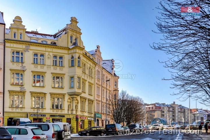 Pronájem, byt 2+kk, 54 m², ul. Muchova, Praha 6