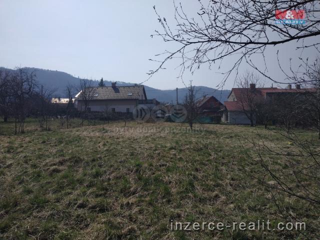 Prodej, pozemek k bydlení, 1274 m², Mořkov