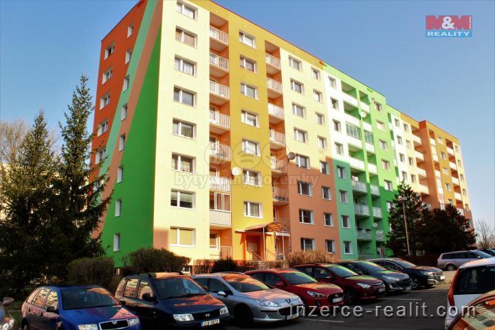 Prodej, byt 3+1, 61 m2, Česká Lípa, ul. Kunratická