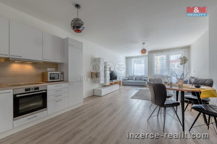 Prodej, byt 1+kk, 51 m2, Praha 9 - Letňany
