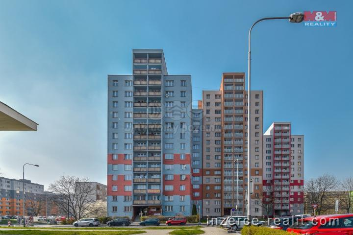 Prodej, byt 3+1, 74 m², Ostrava, ul. Jiřího Herolda