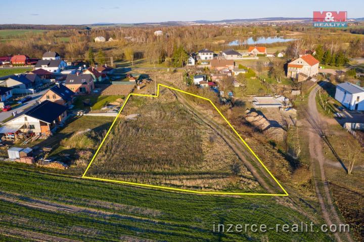 Prodej, pozemek k bydlení, 2630 m², Chotěšov