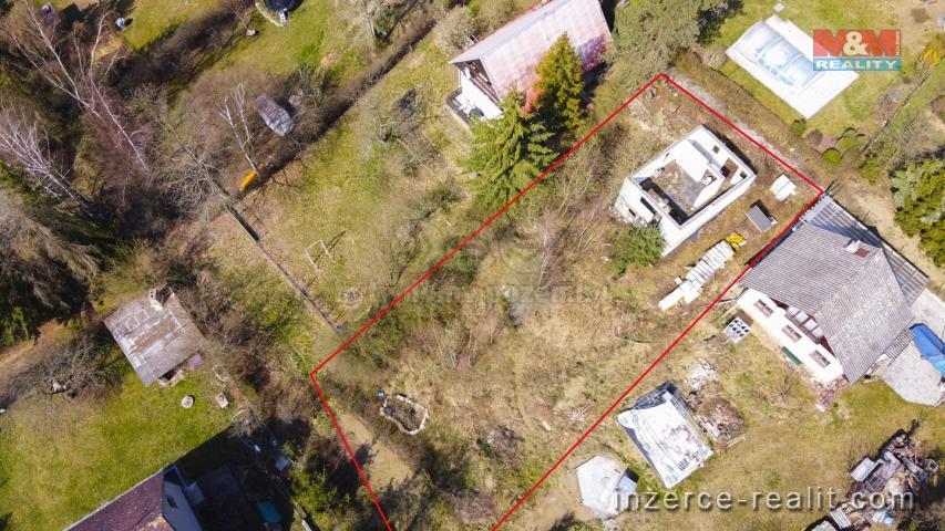 Prodej, pozemek k bydlení, 547 m², Líšťany