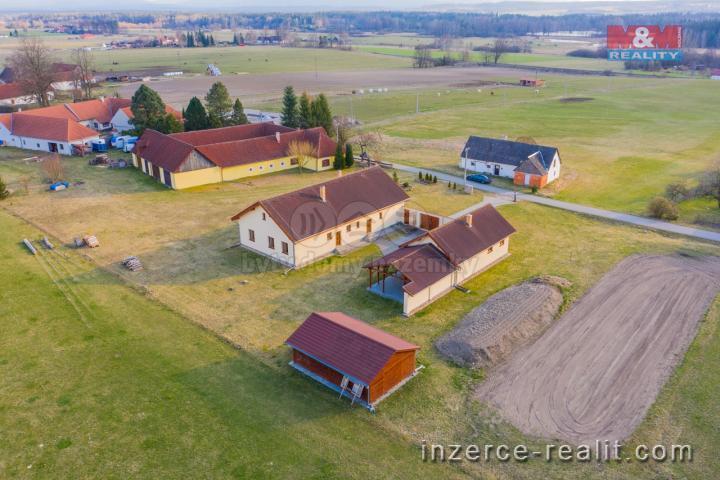 Prodej, rodinný dům, Těšínov