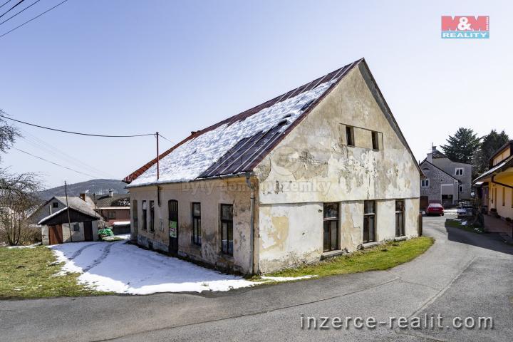 Prodej, chalupa, 175 m², Velhartice