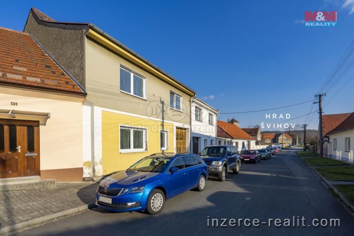 Prodej, rodinný dům, Švihov, ul. Kolářova