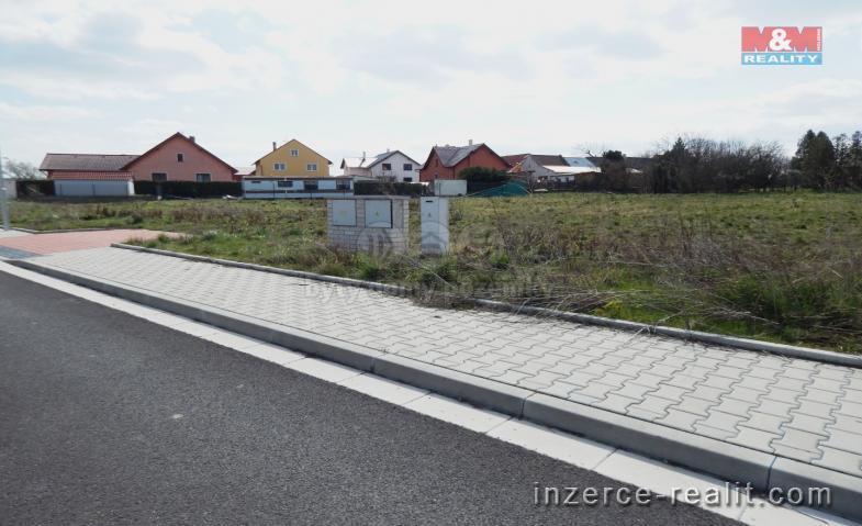 Prodej, pozemek k bydlení, 2306 m2, Újezdec u Luštěnic