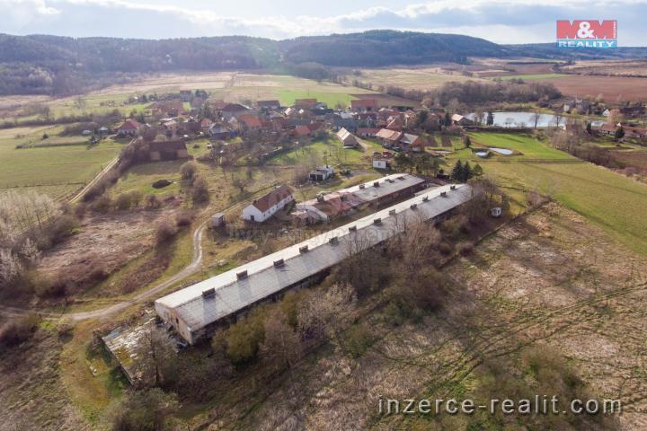 Prodej, zemědělský objekt, 24 360 m², Řeřichy