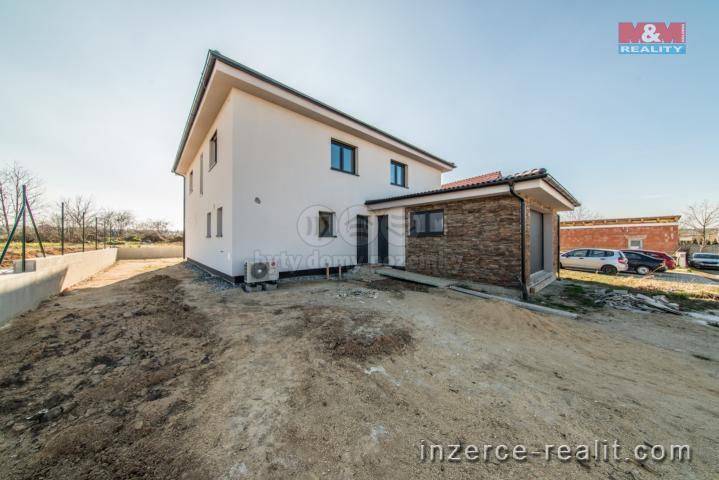 Prodej, novostavba RD 320 m2, pozemek 850 m2, Bořanovice