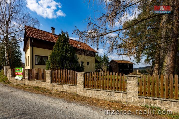 Prodej, chalupa 3+1, 104 m², Srby, Plzeň Jih