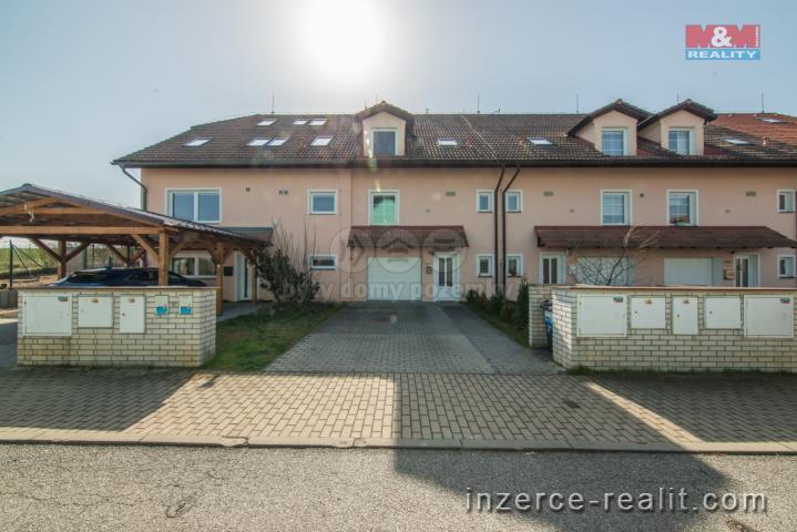 Prodej, řadový rodinný dům, 4+kk, 157 m², Velké Přílepy