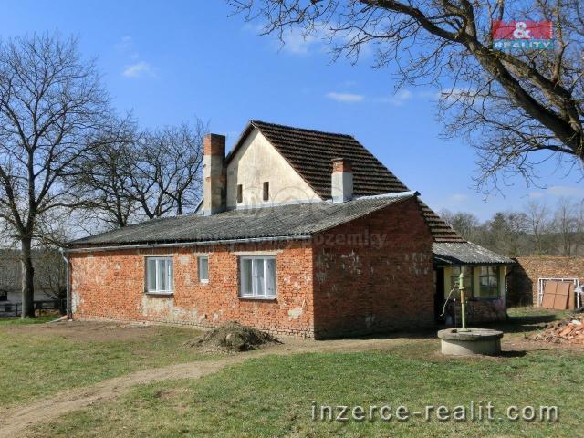 Prodej, rodinný dům, 96 m², Tučapy, ul. Brandlín