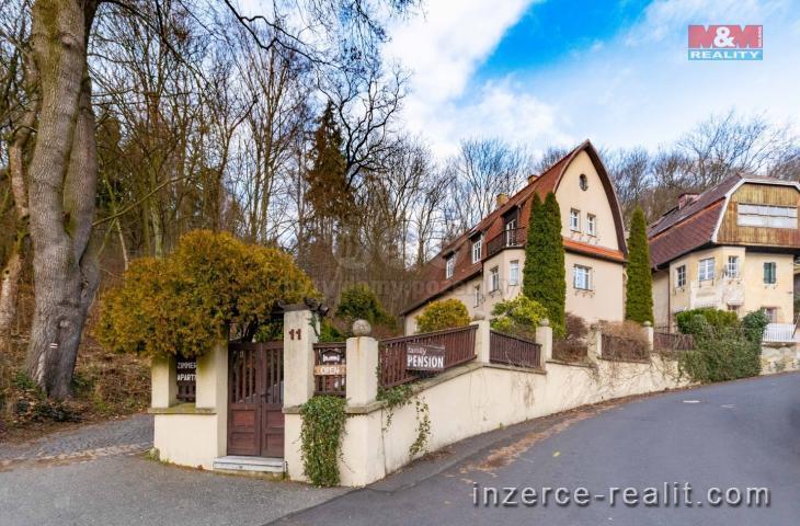Prodej, rodinný dům, 467 m², Karlovy Vary