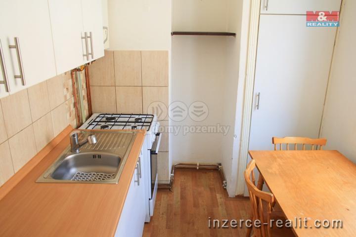Pronájem, byt 1+1, 32 m², Opava, ul. Na Rybníčku