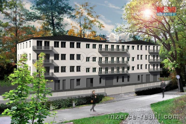 Prodej, byt 2+kk, 55 m², Cheb, ul. Břehnická