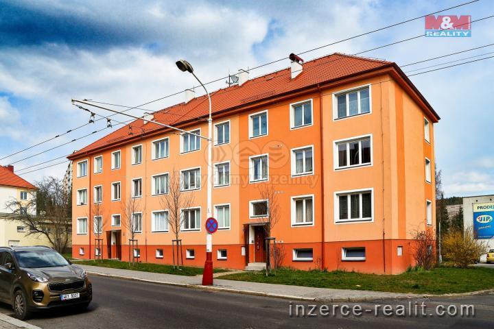 Pronájem, byt 1+kk, 22 m², Mariánské Lázně, ul. Skalníkova