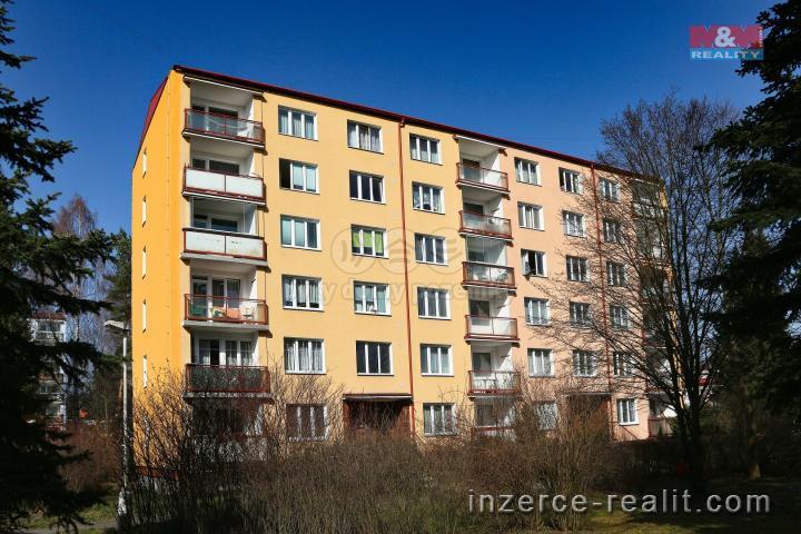 Pronájem, byt 2+1, 58 m², Mariánské Lázně, ul. Kubelíkova