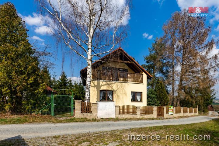 Prodej, rodinný dům 3+1, 104 m², Srby, Plzeň Jih