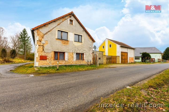 Prodej, rodinný dům 5+1, 471 m², Malá Šitboř - Milíkov
