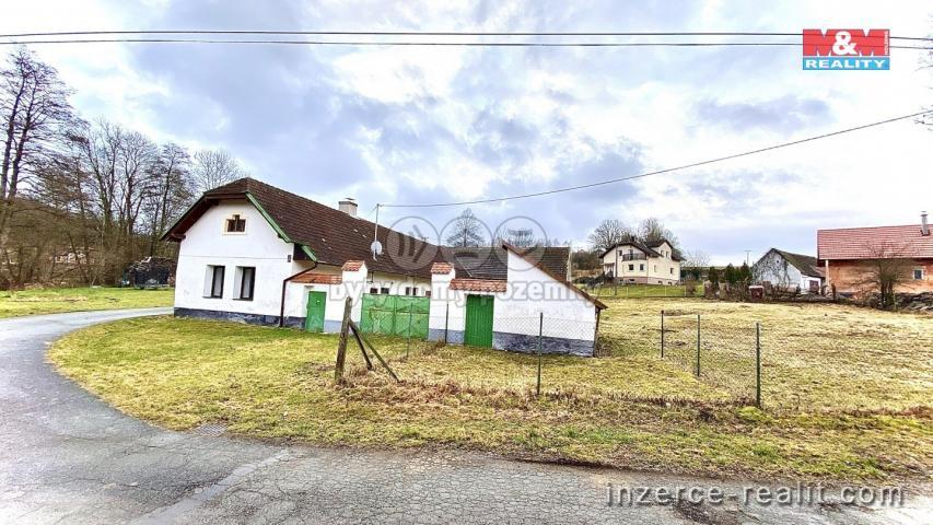 Prodej, chalupa, 220 m², Radenín - Nuzbely