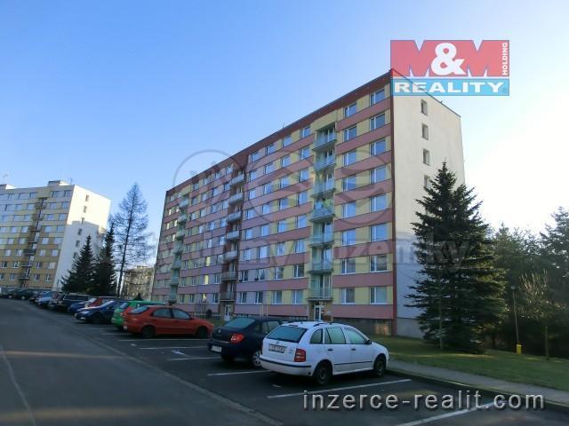Pronájem, byt 1+1, Hlinsko, 37 m2, ul. Jiráskova