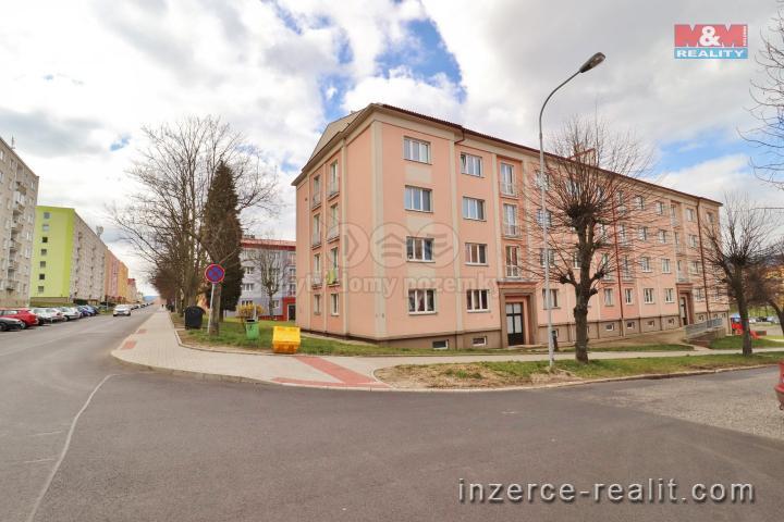 Prodej, byt 2+1, 72 m², Ostrov, ul. Vančurova