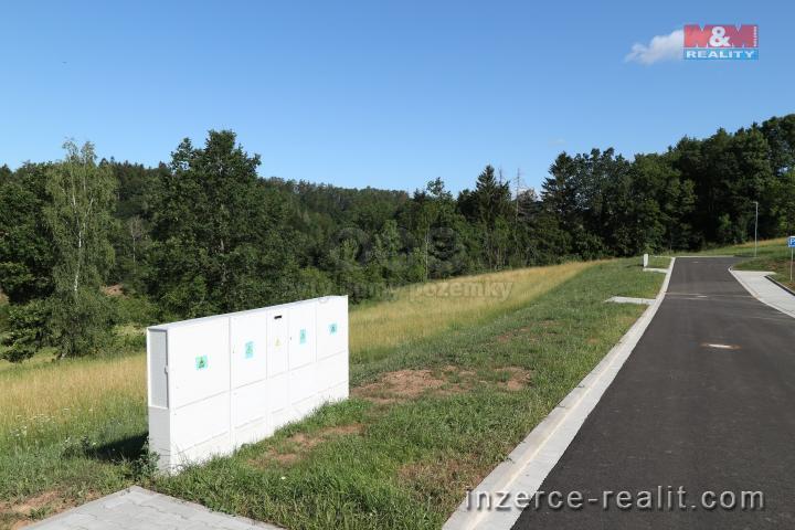Prodej, pozemek k bydlení 827 m2, Skuhrov nad Bělou