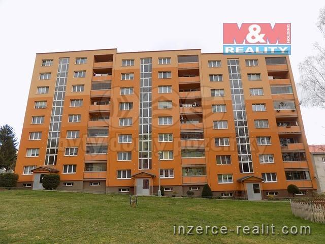 Prodej, byt 1+1, 40 m², Benešov nad Ploučnicí, ul. Sídliště