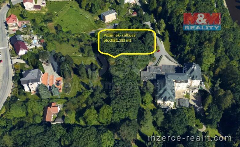 Prodej, zahrada, 1583 m2, Teplice nad Bečvou